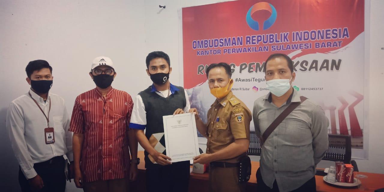 Patuhi Saran Ombudsman, Kades Kenje Terbitkan SK Pembatalan Pengangkatan Perangkat Desa