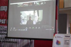 Pilkada Fest, Legislator MPR RI Fadhel Muhammad Beri Wawasan Empat Pilar