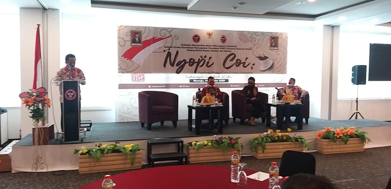 Ngobrol Pintar Cara Orang Indonesia , Upaya Pencegahan Paham Terorisme
