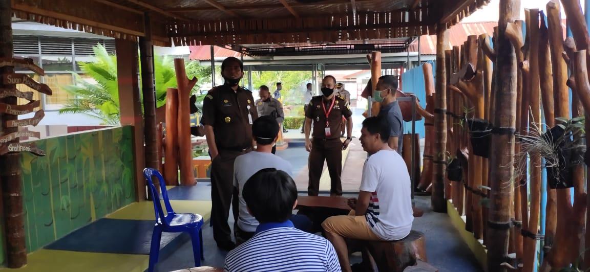 Andi Baharuddin Patajangi Kembali Dijebloskan Ke Penjara