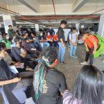 Pelatihan Pemandu Wisata Paralayang Dispar Manado Dibuka