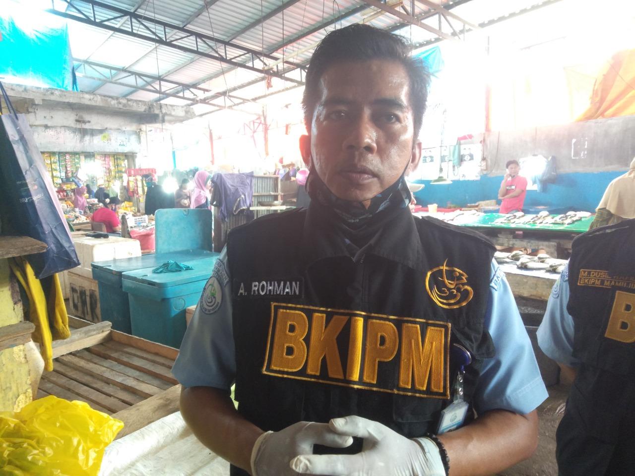 BKIPM Uji Kualitas Ikan di Mamuju