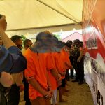 Tim Gabungan Polda Sulbar Ringkus Pembunuh Demas Laira