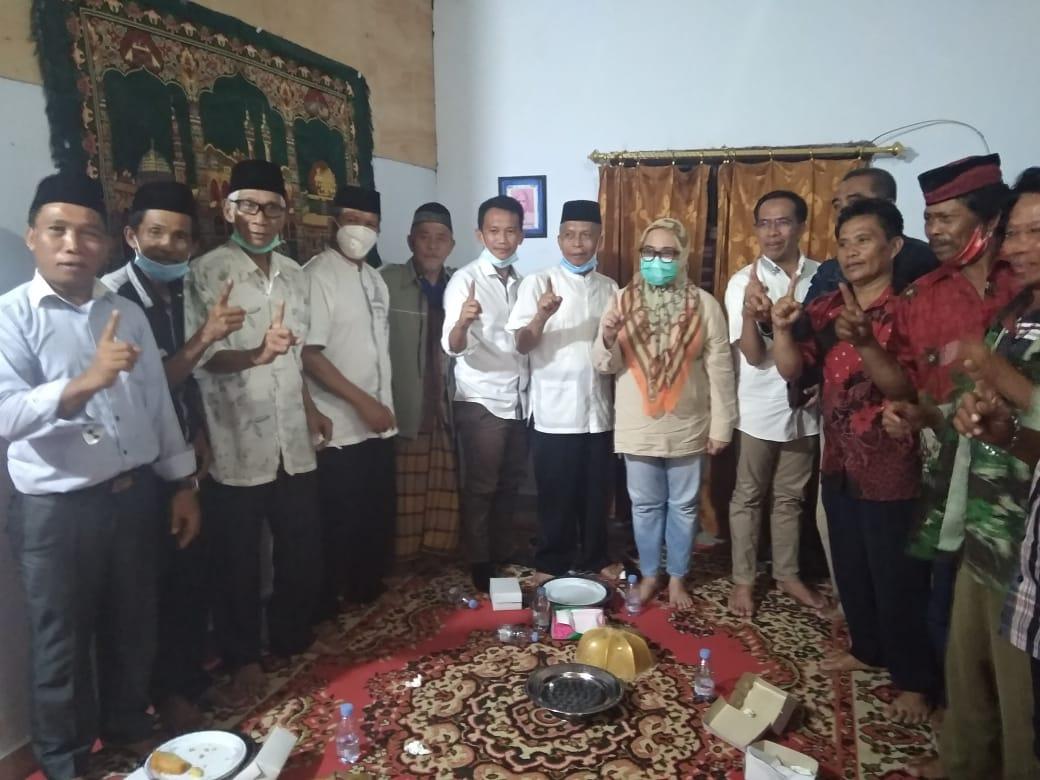 Rindukan Sosok SDK, Keluarga Besar H Mustari Pondanga Dukung Tina - Ado