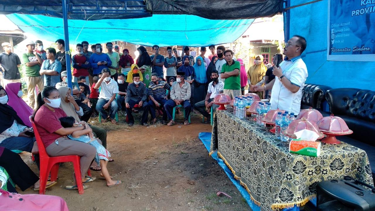 Disambut Antusias Warga Saat Reses Di Desa Botteng Utara, Bukti Kecintaan Masyarakat Kepada SDK