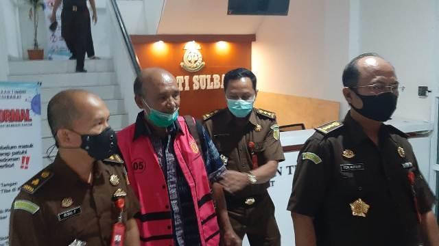 M Tersangka Kasus Korupsi Sejuta Bibit Kopi Ditahan