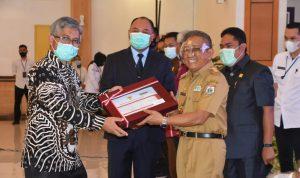 DIPA Sulawesi Barat Sebesar 3, 848 Miliar