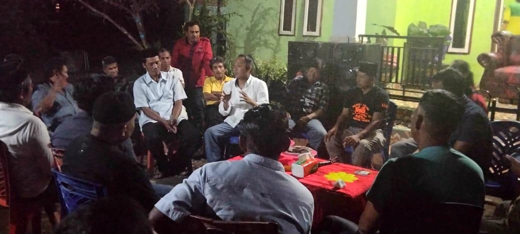 Ado Mas'ud Silaturahmi di Kampung Rea