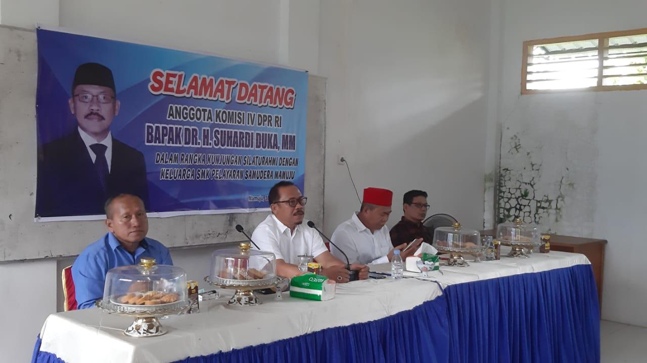 SDK Jalin Silaturahmi Dengan Keluarga SMK Pelayaran