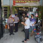 Personil Polres Polman Ajak Masyarakat Pedomani Protokol Kesehatan