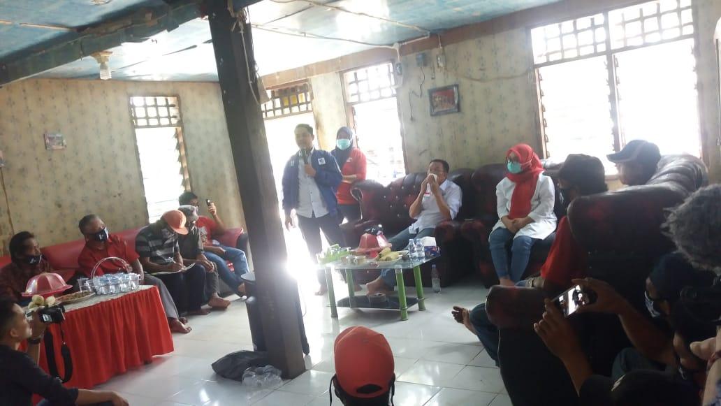 Sutinah Suhardi Lanjutkan Kampanye di Dusun Salutiwo