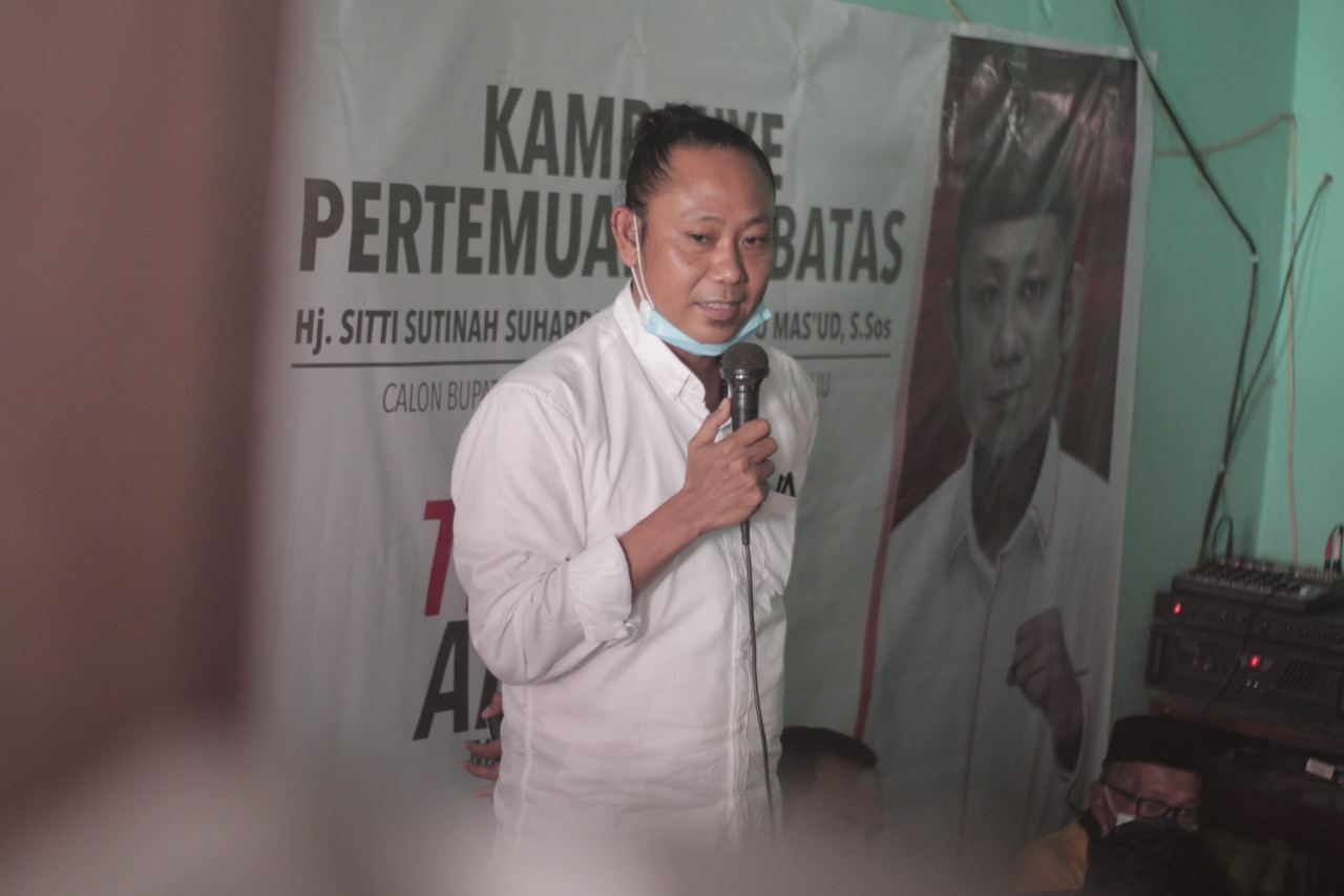 Ado Mas'ud Anggaran Daerah Wajib Dikelola Dengan Baik