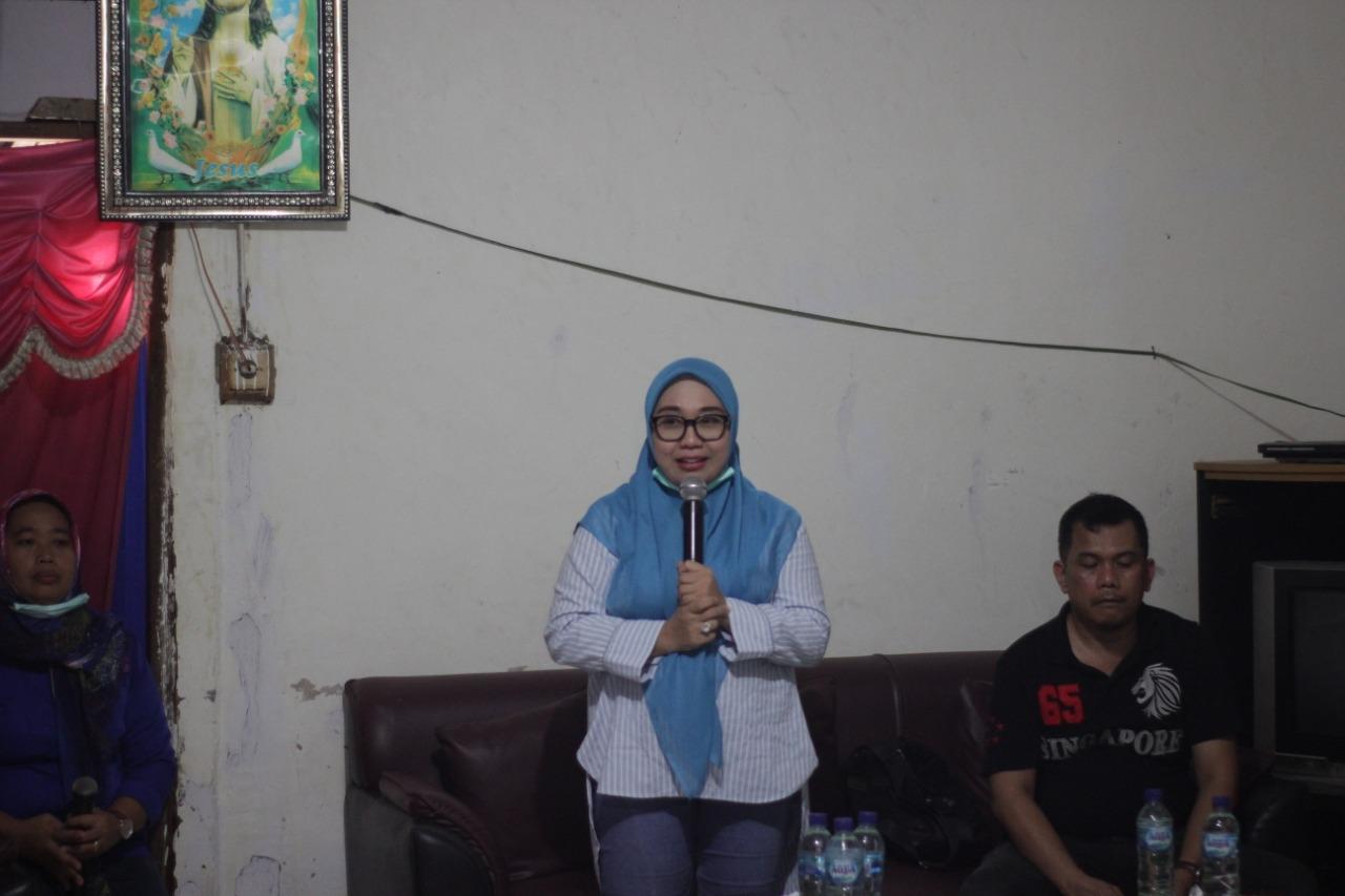Kampanye Terbatas Tina Di Desa Keang