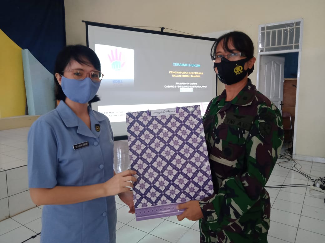 PIA AG Inisiasi Giat Rapid Test di Lanud Sam Ratulangi Manado