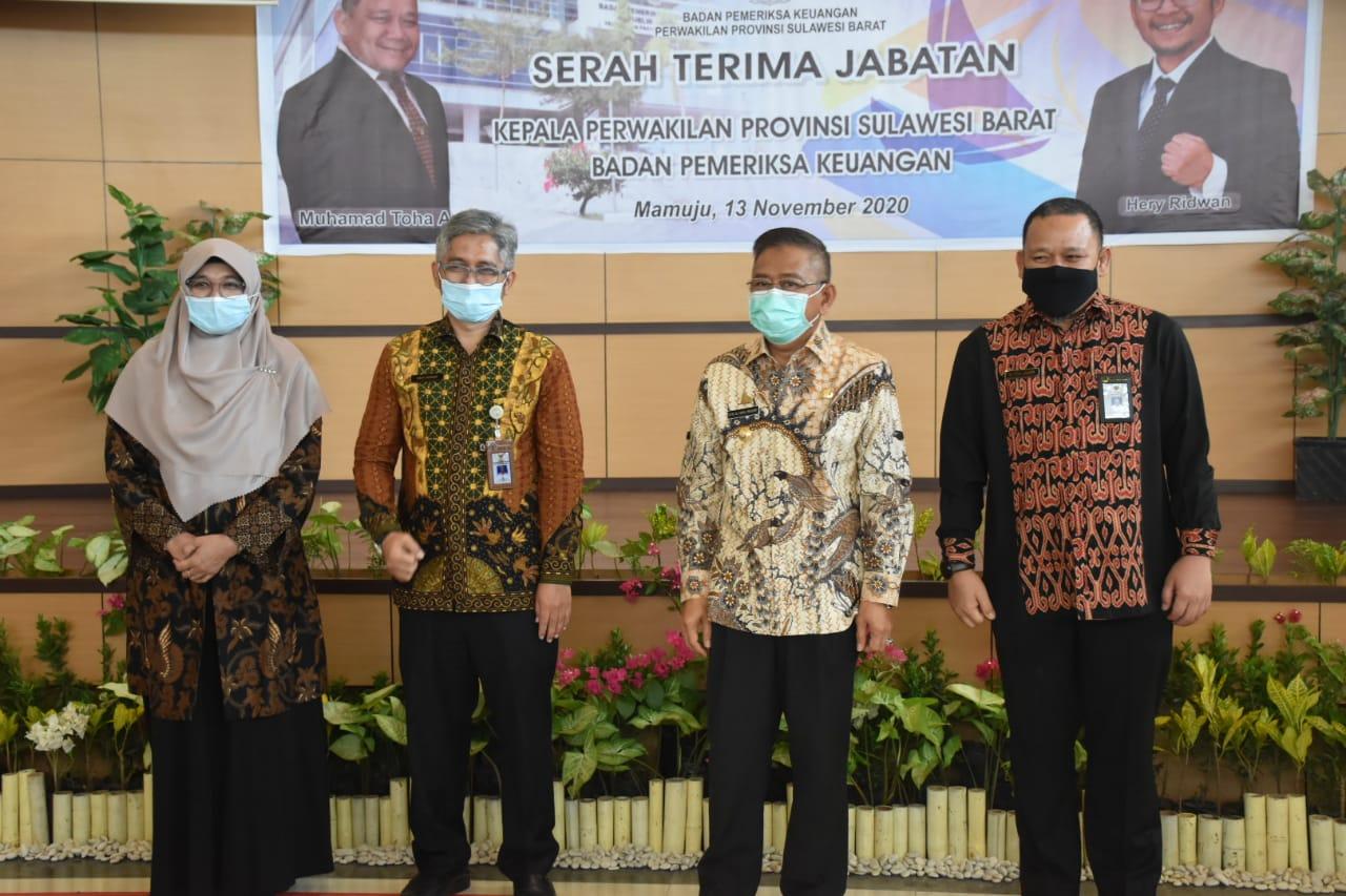 BPK Berkontribusi Besar Wujudkan Tata Kelola Keuangan