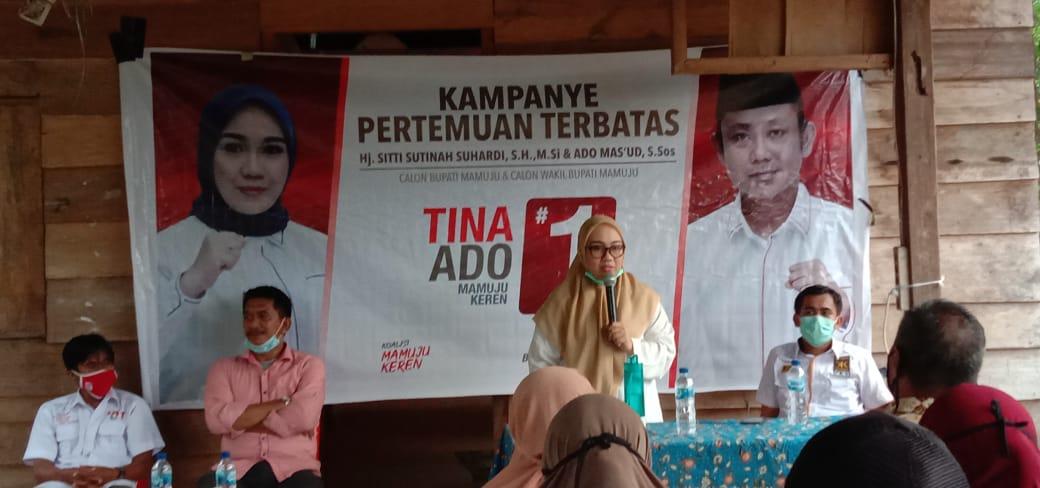 Tina-Ado, Harapan Masyarakat Desa Sandana Untuk Lapangan Kerja