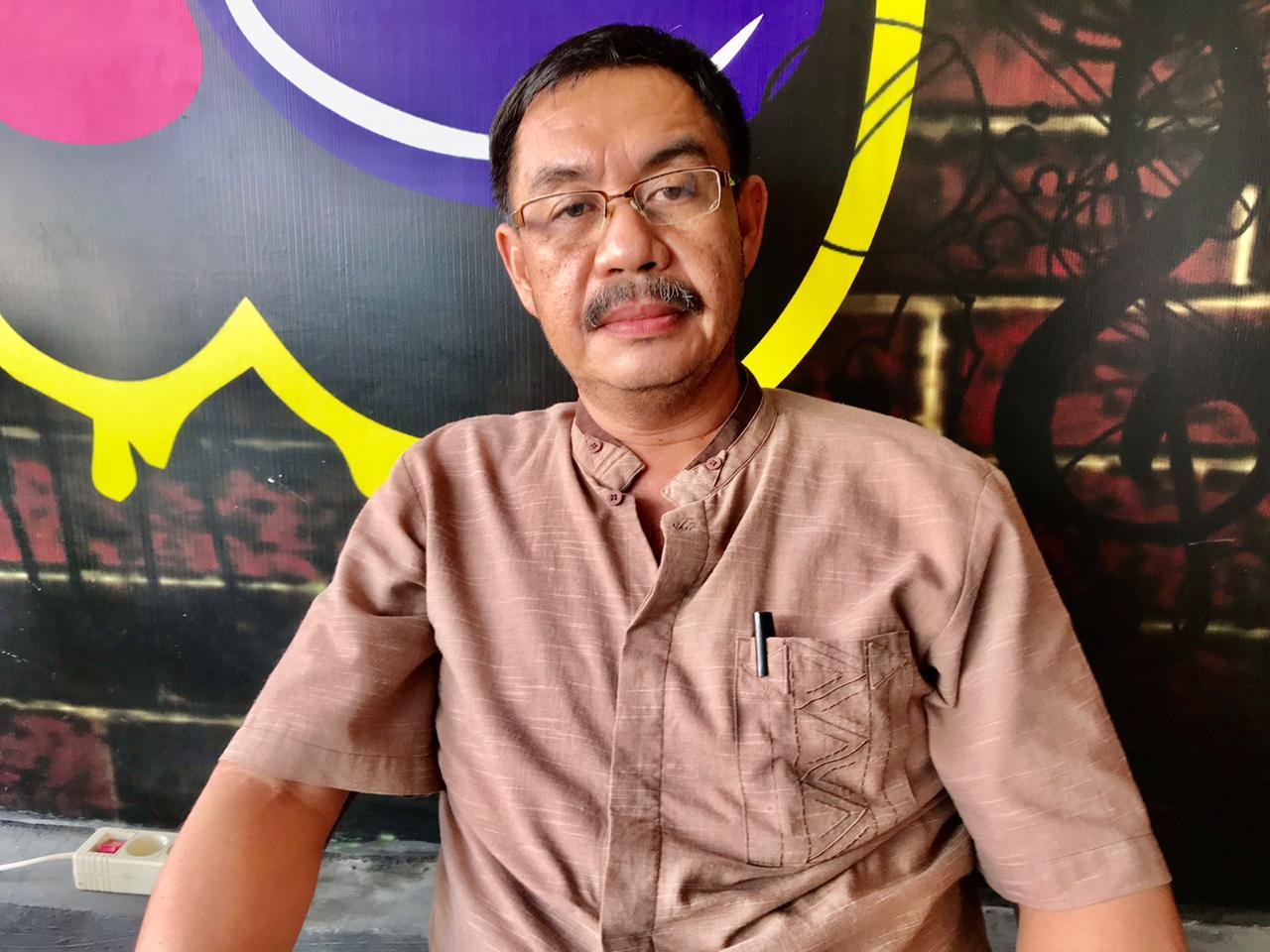 Herman Callo Bantah Keluarga Besar Sidrap Dukung Salah Satu Paslon
