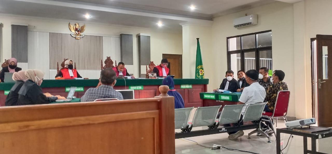 PN Mamuju Gelar Sidang Perdana Kasus Dugaan Pemanfaatan BLT