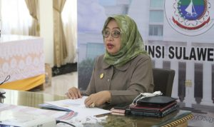 Wagub Sulbar Enny Anggraeni Anwar Membuka Sosialisasi IEPK