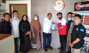 KPID Sulawesi Tengah Sambangi KPID Sulbar