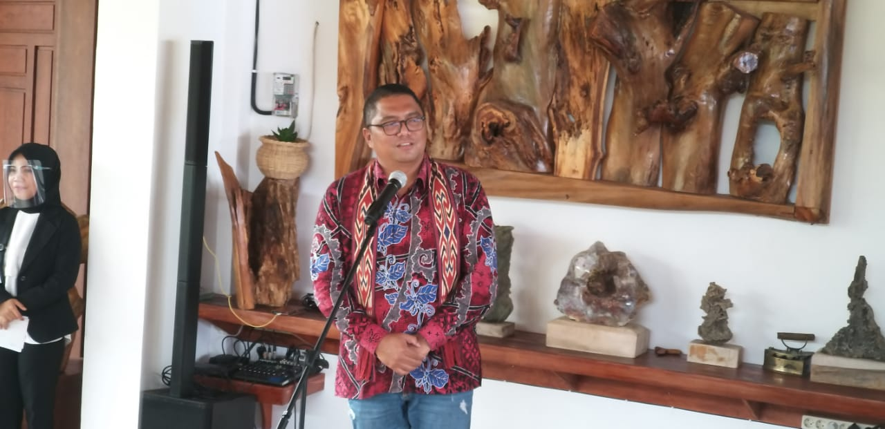 Jelang Pilkada Fritz Edward Siregar Pastikan Kesiapan Bawaslu Provinsi dan Kabupaten