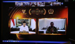 """Anugerah Keterbukaan Informasi Publik, Sulbar Raih Kategori """"Menuju Informatif"""""""