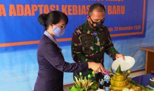 Ulang Tahun Sederhana PIA AG di Lanud Sam Ratulangi Manado