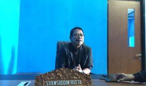 Syamsuddin Hatta : Jangan PHP dan Manusiakan Tenaga Kontrak