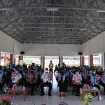 BNNP Sulbar Gelar Sosialisasi P4GN di Rutan Perempuan Kelas III Mamuju.