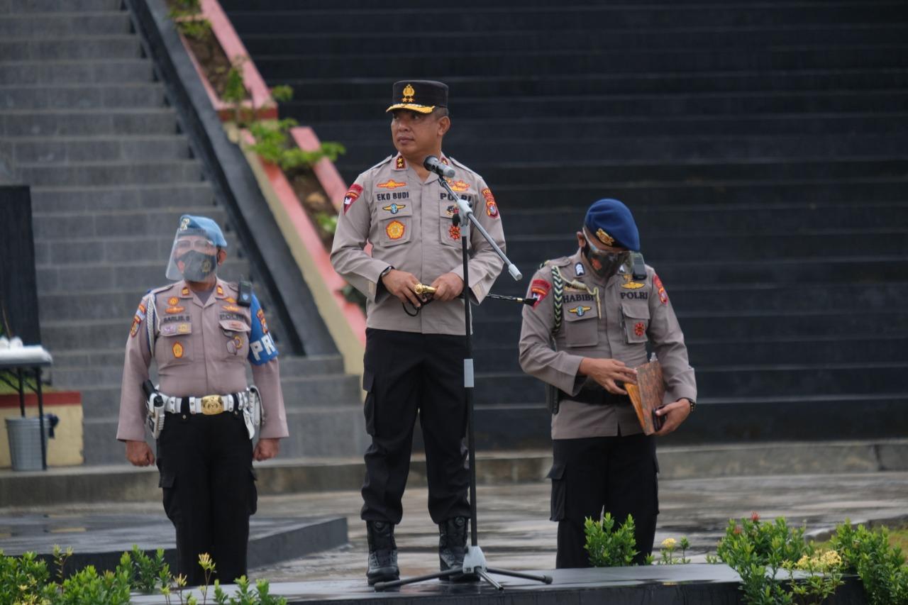 Anggota Polri Netral Dalam Pilkada Serentak.