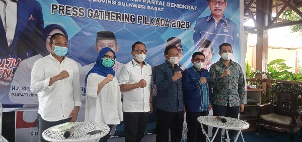 Pilgub 2022, SDK : Saya Happy di DPR-RI