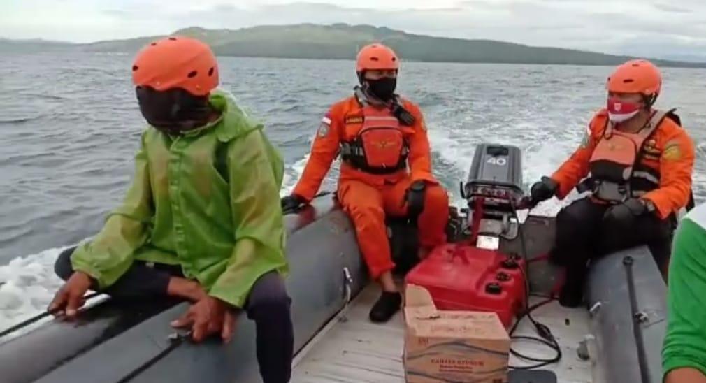 Memasuki Hari Kedua, Nelayan Hilang Belum Ditemukan