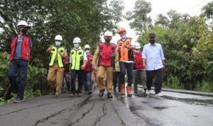 Jalan Mapilli-Piriang Target Rampung 2021