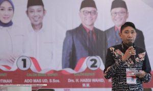 KPU Mamuju: Berkompetisilah Secara Sehat