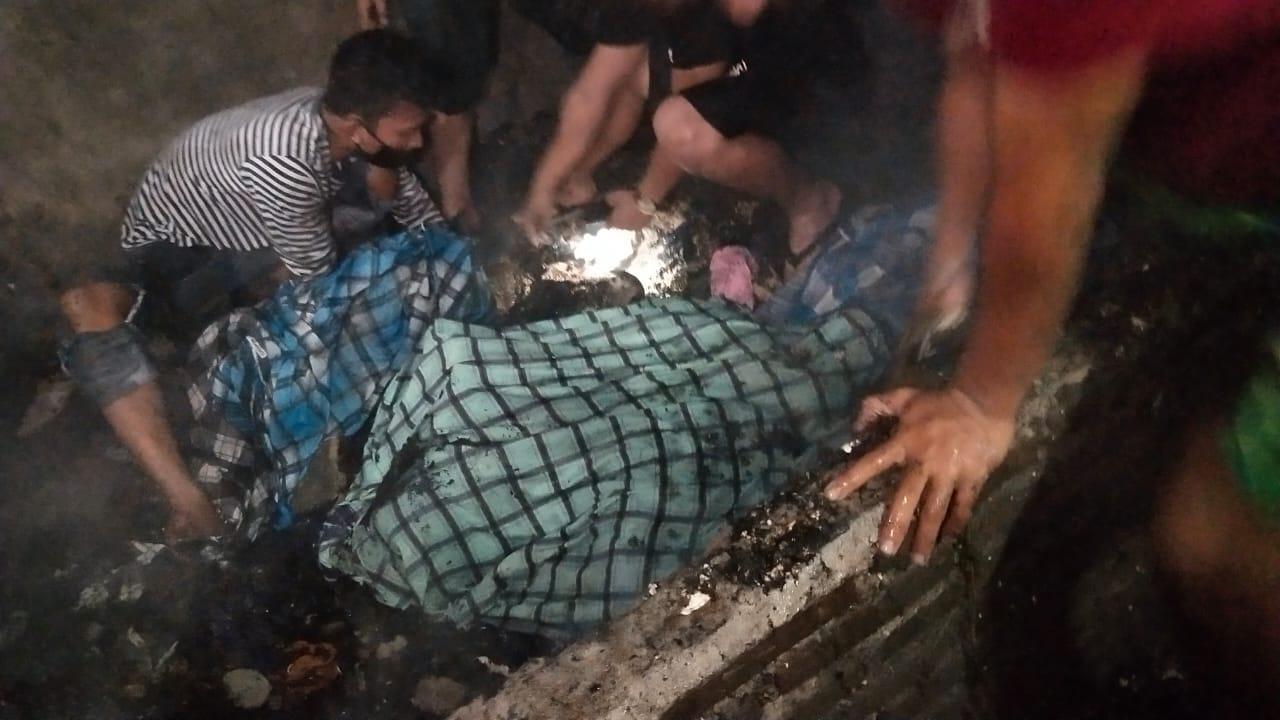 Kebakaran Rumah Di Polman Renggut 3 Nyawa
