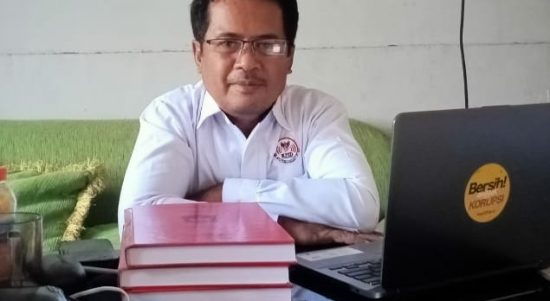KPID Sulbar Ingatkan Lembaga Penyiaran Tak Tayangkan Iklan dan Rangkuman Kampanye Paslon Dimasa Tenang