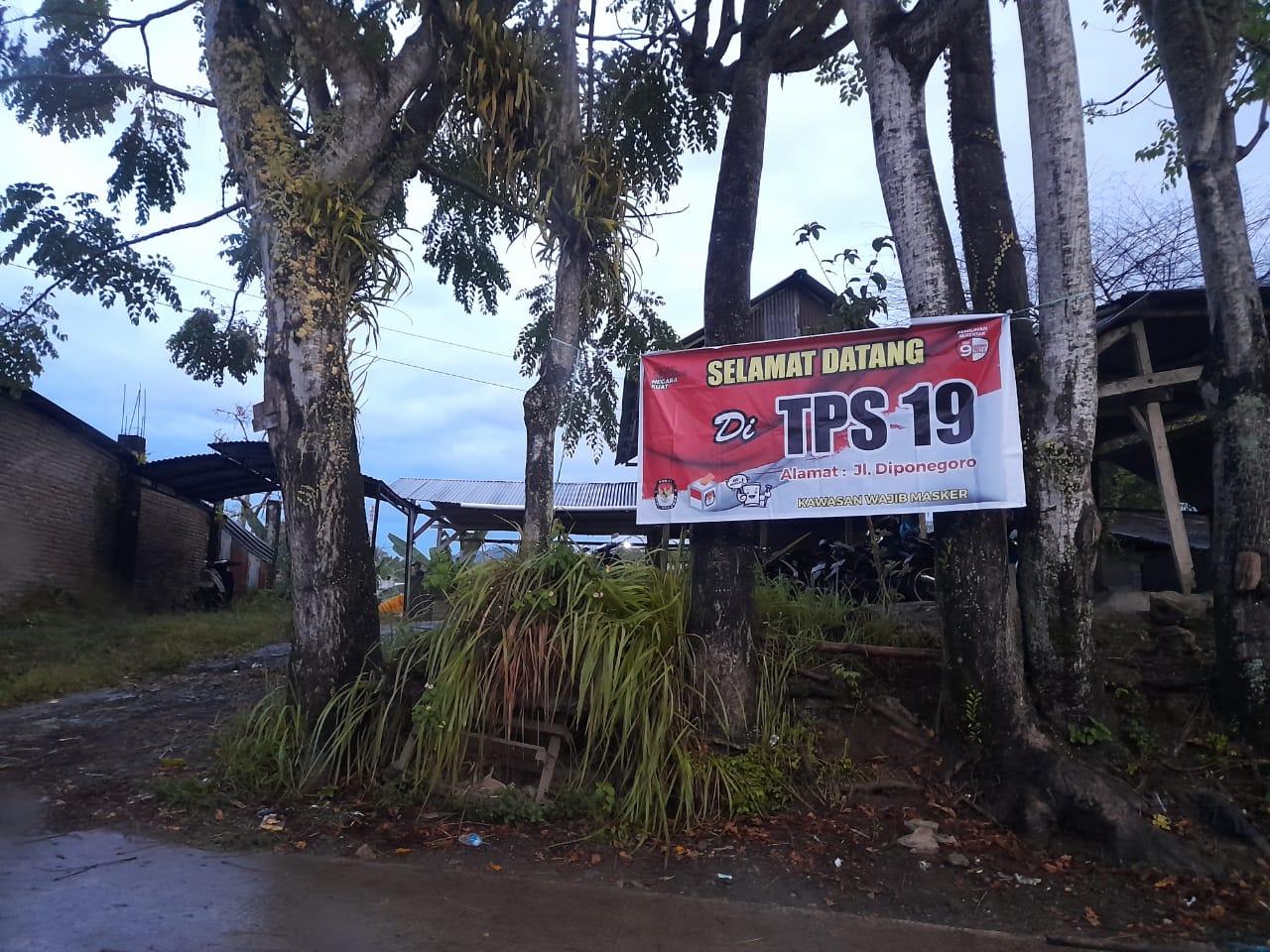 Besok, KPU Lakukan PSU di TPS 19 Karema