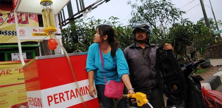 Terkait Gas 3 Kg dan Pertamini, Warga Lapor ke Ombudsman