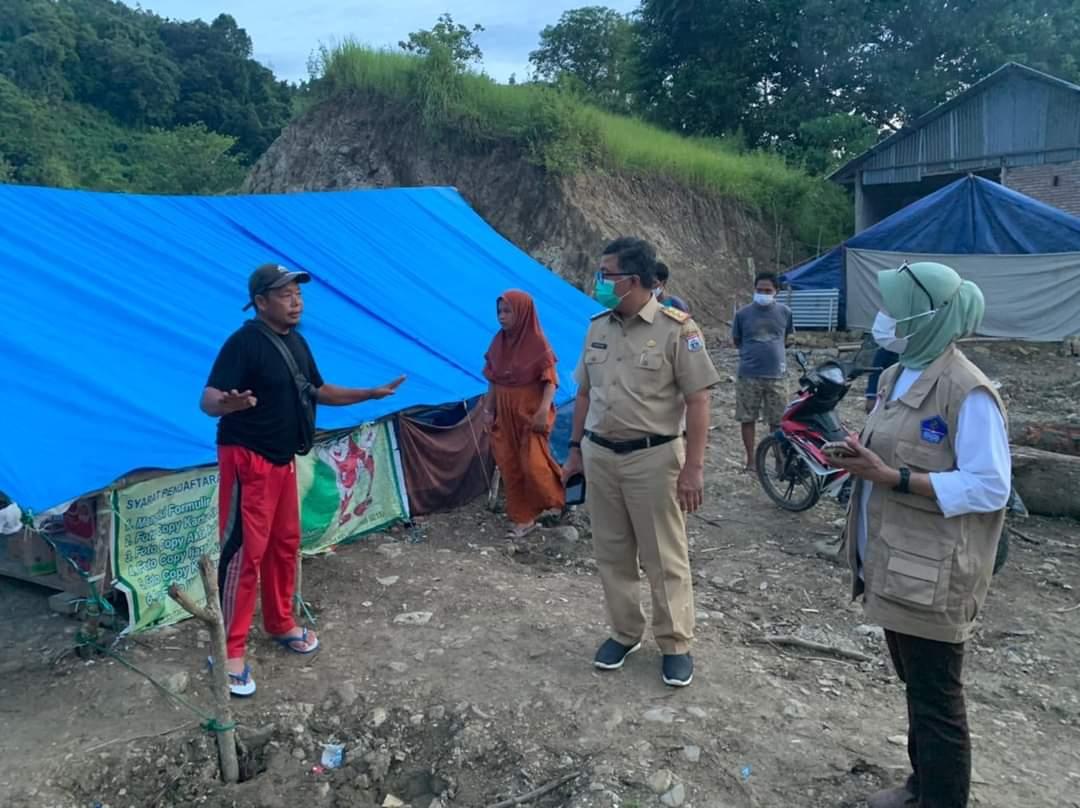 Sulbar Target Juli Tak Ada Lagi Pengungsi