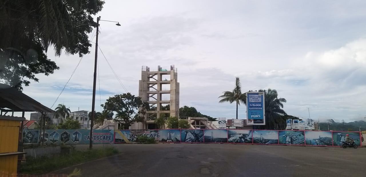 Manakarra Tower Dilanjut Tahun Depan