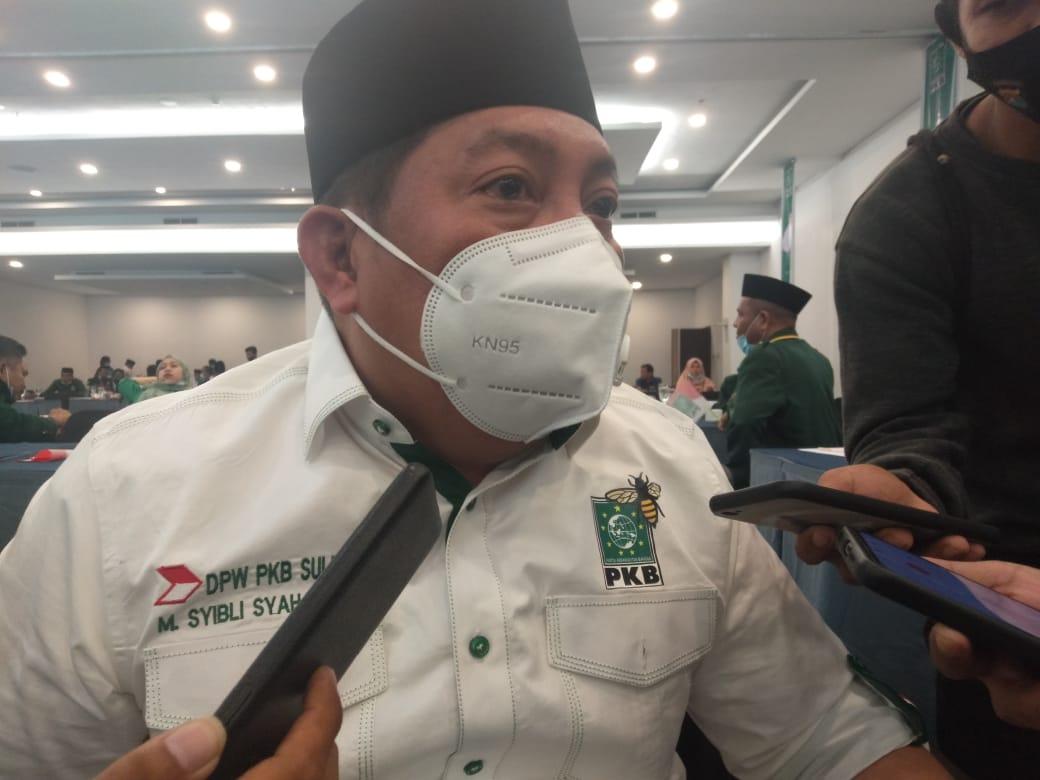 Aklamasi, KH Syibli Kembali Terpilih Ketua DPW PKB Sulbar