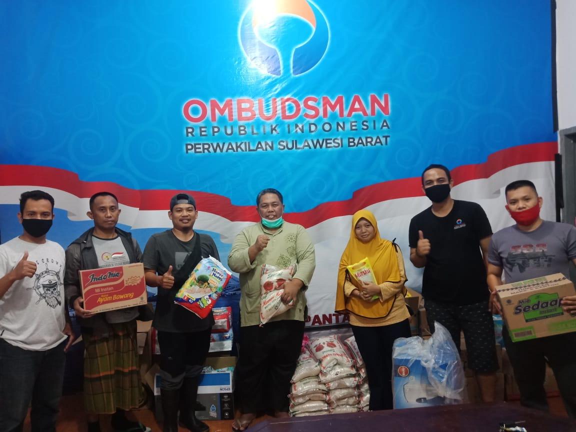 Terima Kunjungan Ombudsman Sulteng, Lukman Umar: Semoga Sulbar Segera Bangkit
