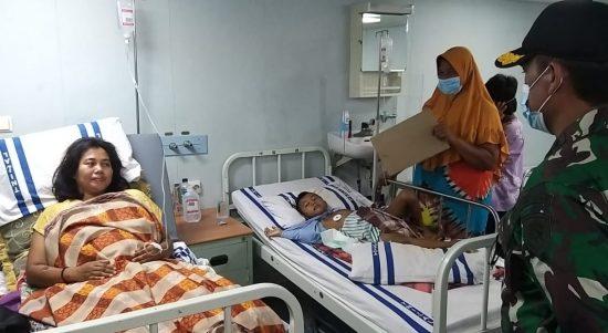 KRI dr Soeharso Rawat 47 Pasien