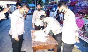 Polda Sumut Salurkan Bantuan 30 Ton Untuk Masyarakat Sulbar