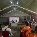 Tim Siaga Bencana ESDM Dilepas Danrem 142/Tatag