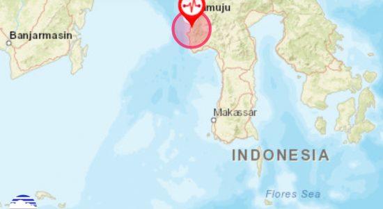 Gempa 5,9 SR Tidak Berpotensi Tsunami