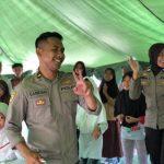 Pasca Gempa Polda Sulbar Menerjunkan Tim Konseling Trauma Healing