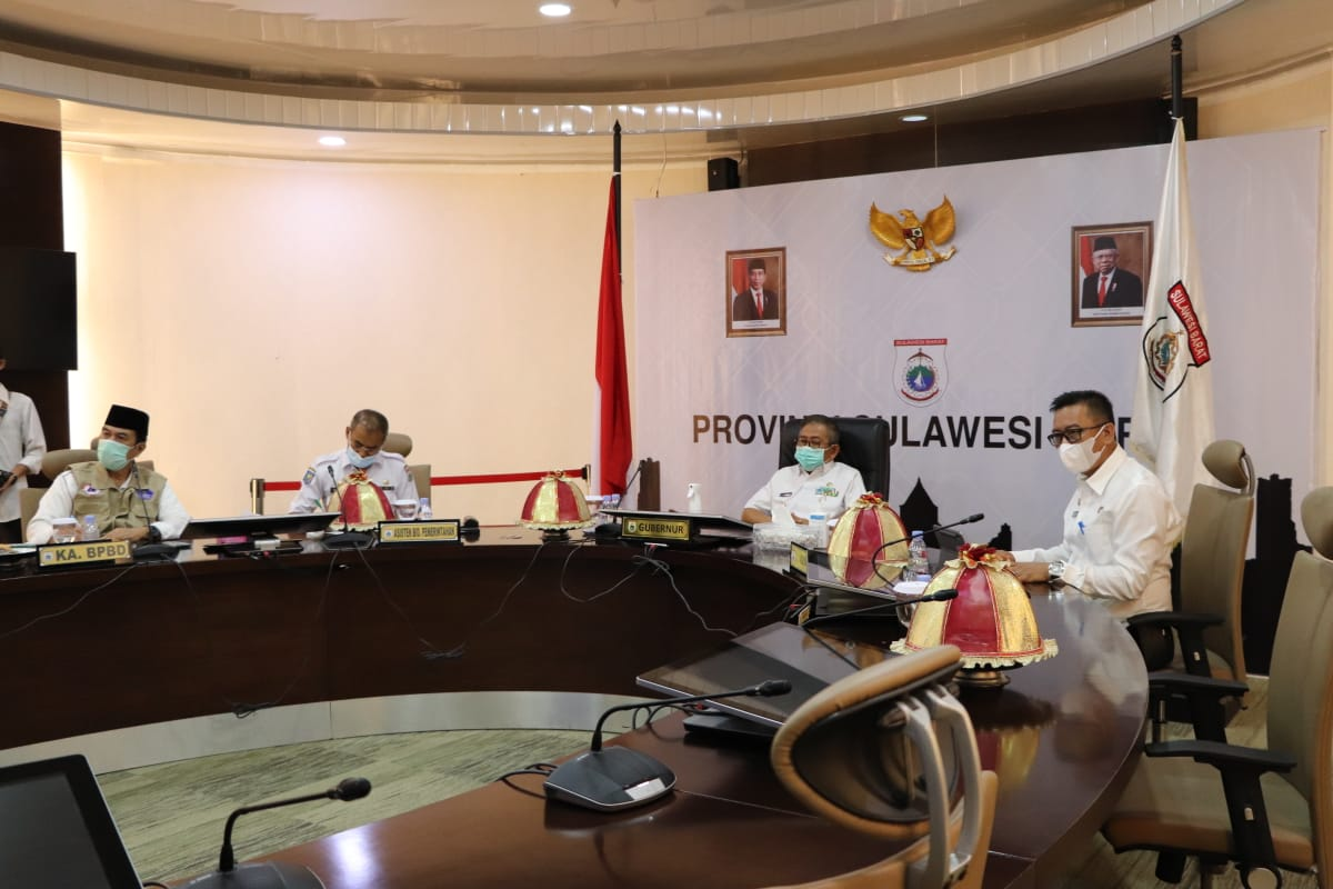 Sulawesi Barat Bersiap Laksanakan Vaksin Covid-19