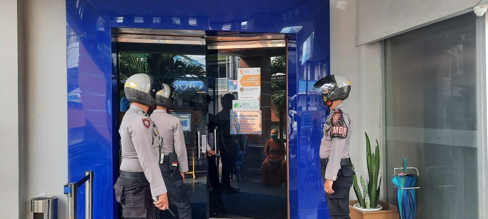 Sat. Sabhara Polres Majene laksanakan Patroli rutin