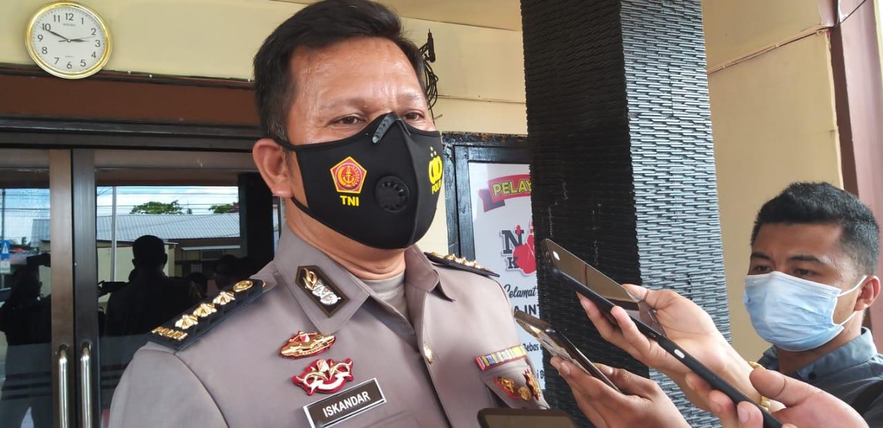 Kombes Pol Iskandar: Alhamdulillah Mamuju Kondusif